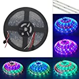 5050 conditioner - HKBAYI? 5m ws2811 50 ICs 5050 digital RGB Strip 150LED IP67 tube waterproof dream magic color 12V Led Strip 30LED/m by hkbayi