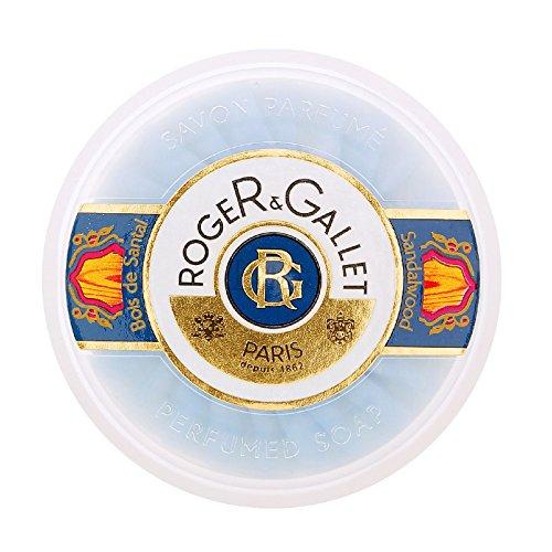 Sandalwood By Roger & Gallet Pefumed Soap, 3.5-Ounce