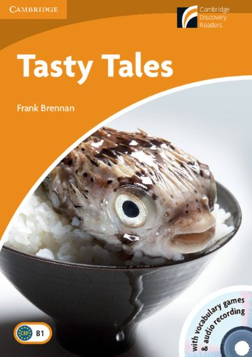 Tasty Tales Level 4 Intermediate Book with CD-ROM and Audio CDs (2) Pack (Cambridge Discovery Readers: Level 4)