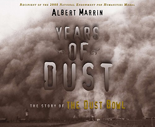 Years of Dust: The Story of the Dust Bowl by Dutton Juvenile (Image #2)