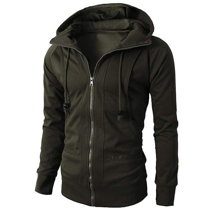 2e0fa35c0564 Nevera Fashion Mens Slim Designed Lapel Cardigan Coat Jacket at ...