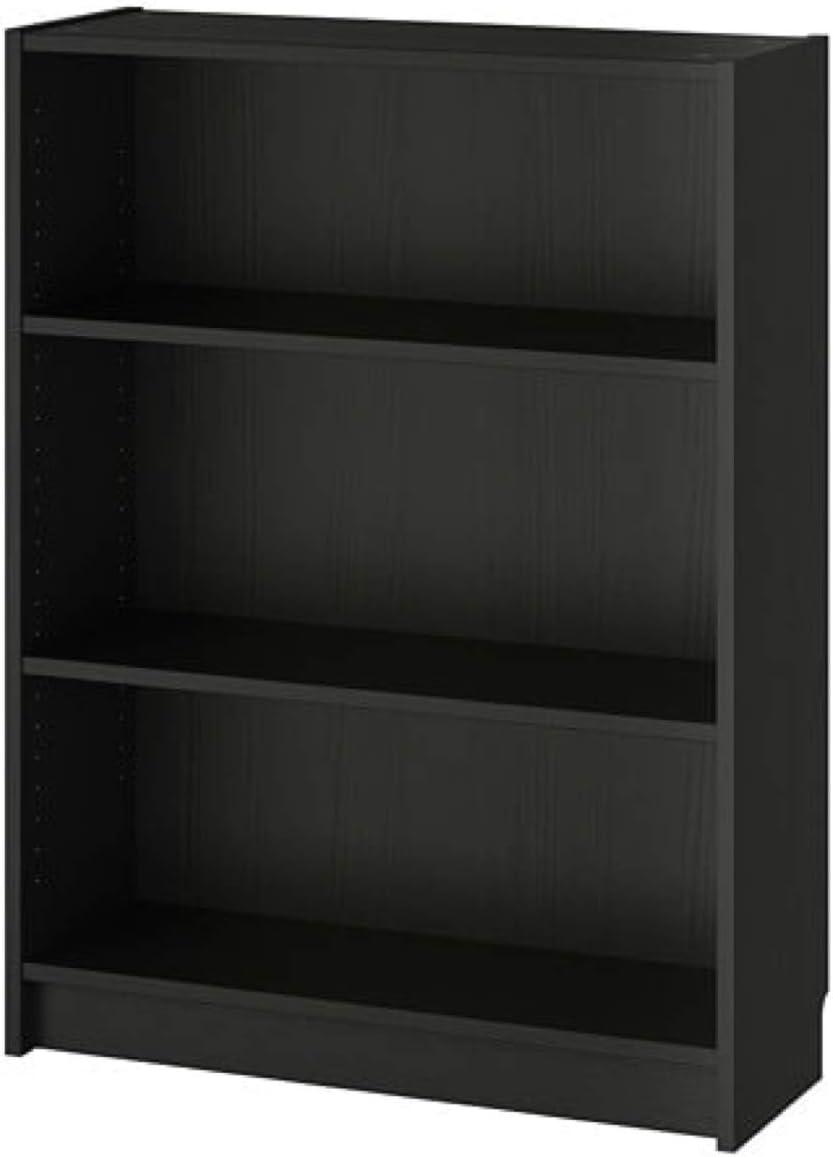 Amazon Com Ikea Billy Bookcase Black Brown 702 638 42 Size 31 1