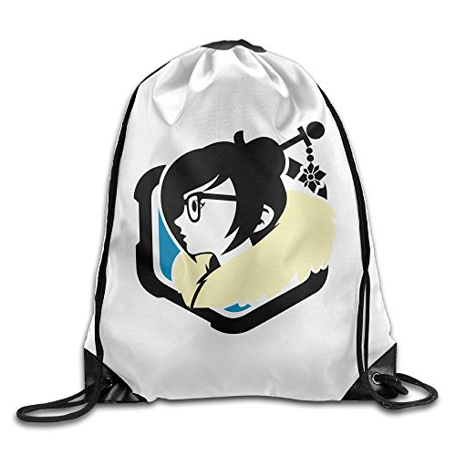 Price comparison product image Carina Overwatch Mei Vector Personality Backpack One Size