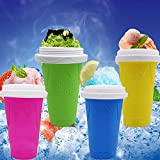 Magic Slushy Maker Cup Smoothie Pinch Frozen Cups
