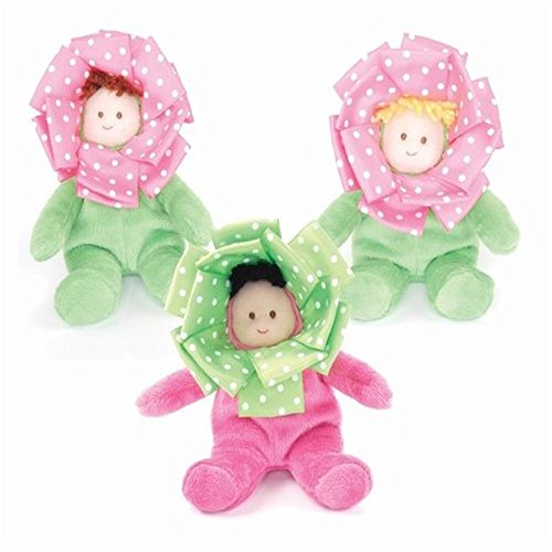 Little Sprout Flower Rattle (Mud Pie Little Sprout)