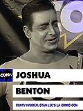 CONtv Insider: Stan Lee's LA Comic Con 2016 - Cosplayer Joshua Benton