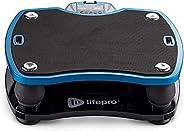 LifePro Vivid Vibration Platform Machine - High Frequency 15-40 Hz Linear Viberation Plate Exercise Machine -