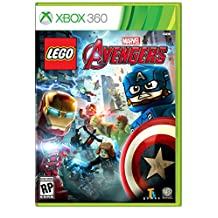 Lego Marvel Avengers XB360 - Xbox 360