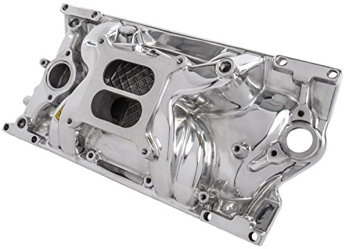 JEGS Performance Products 513016 JEGS Intake Manifold Small Block Chevy with 199