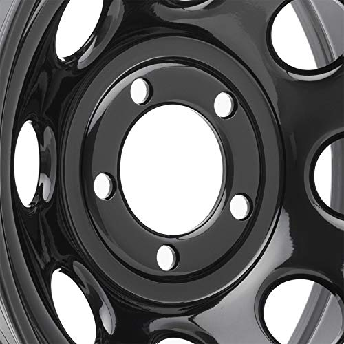 (Pro Comp Steel Wheels Series 97 Wheel with Gloss Black Finish (15x8