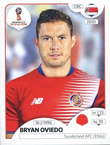 Amazon.com: 2018 Panini FIFA World Cup Stickers #397 Bryan ...