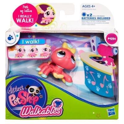 (Hasbro Littlest Pet Shop Walkables Spider Figure #2124)