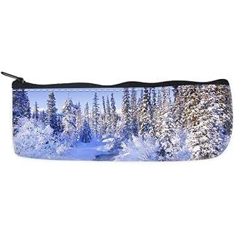 fondos de pantalla de Navidad Nice Snow Antecedentes Árboles ...