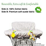 Shopping Cart Cover for Baby Cotton High Chair