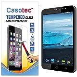 Casotec Tempered Glass Screen Protector for Panasonic Eluga L2