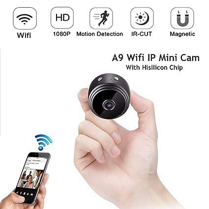 YAMEIJIA HD 1080P Mini WiFi Camera Infrared Night Vision Micro Camera Wireless IP P2P Mini Camera