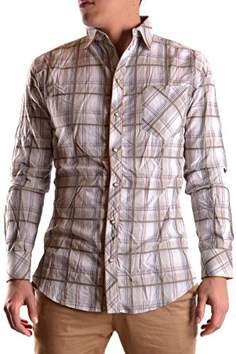 Shirt Gabbana Dolce Dress Cotton & (Dolce e Gabbana Men's Mcbi099356o Multicolor Cotton Shirt)