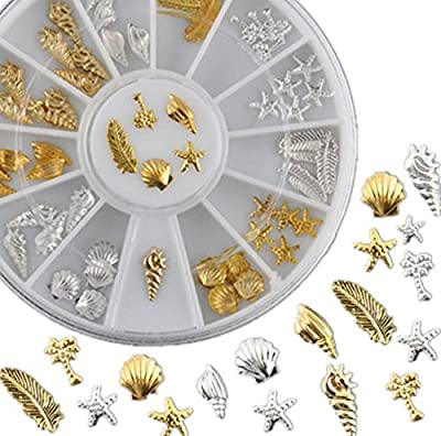 1-Sets Important Popular 3D Acrylic Rhinestones Nails Art Wheel Accessory Decor Tools Kit Salon Supplies Pattern Style #26