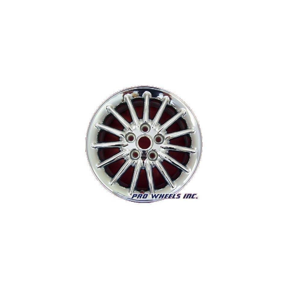 Chrysler 300m Concorde Lhs 16X7 Chrome Factory Original Wheel Rim 2091 B