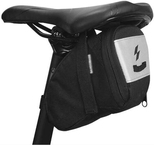 LXVY Paquete De Cuña para Sillín De Asiento De Bicicleta con Tiras ...
