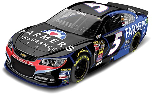 Lionel Racing CX55821FIKK Kasey Kahne # 5 Farmers Insurance 2015 Chevy SS 1:24 Scale ARC HOTO Official NASCAR Diecast Car