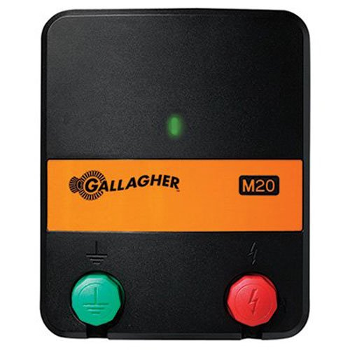 Gallagher G331414 Fence Energizer M20