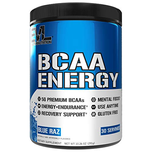 Evlution Nutrition BCAA Energy - High...