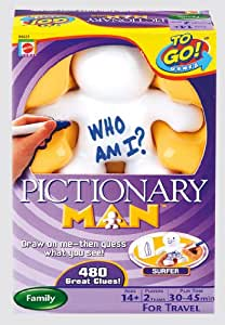 Pictionary Man Game To Go