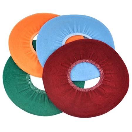 SODIAL(R) Cubierta Almohadilla de Asiento para Retrete Inodoro