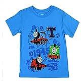Thomas-Friend Disney Clothes T-Shirt - Blue