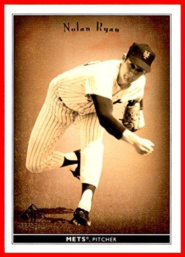 - 2002 SP Legendary Cuts #57 Nolan Ryan NEW YORK METS