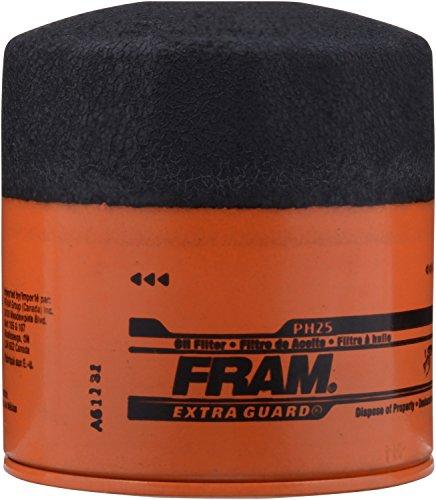 Fram Ph25 Extra Guard Passenger Car Spin On Oil Filter