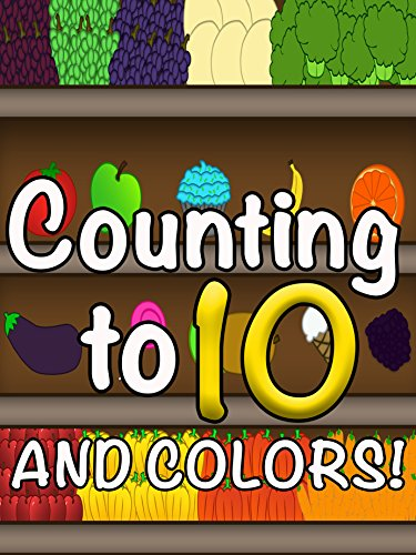 Counting to 10 and Colors