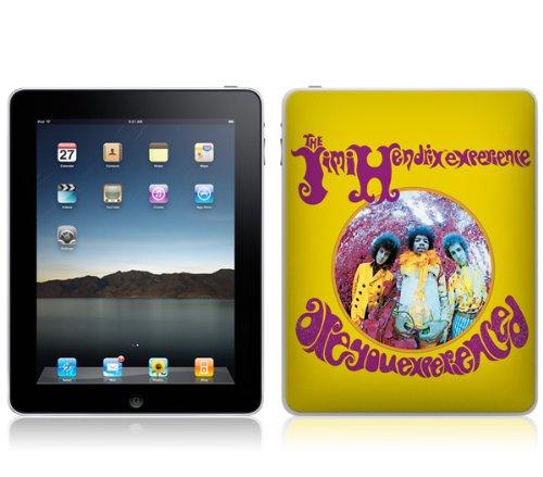 Zing Revolution MS-JIMI10051 iPad- Wi-Fi-Wi-Fi + 3G- Jimi Hendrix- Are You Experienced Skin