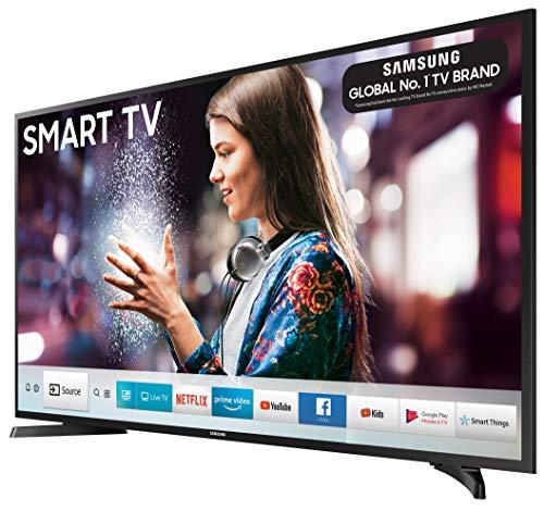 Samsung 108 cm (43 Inches) Full HD LED Smart TV UA43N5300AR (Black) (2018 model)
