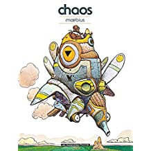 Moebius Oeuvres : Chaos - Recueil d'illustrations (HUMANO.HUMANO.)