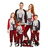 Family Holiday Oh Deer Matching Pajama   Pets Coat Size L/XL