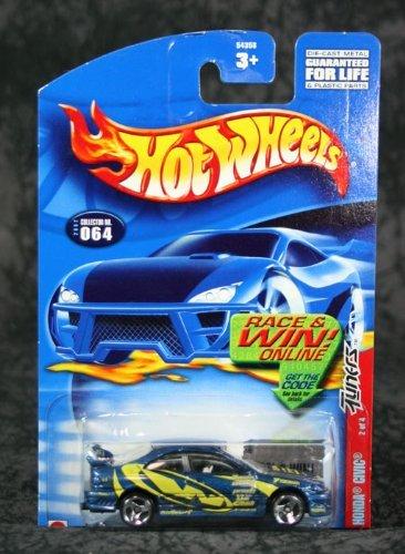 Hot Wheels 2002 Collector #064 Honda Civic 2 1/64