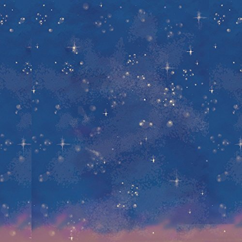 (Ship from USA) Design-A-Room Sky Background Nativity Scene Setters - Starry Night /ITEM#H3NG UE-EW23D56552