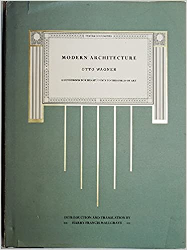 Modern Architecture A Guidebook For His Students To This Field Of