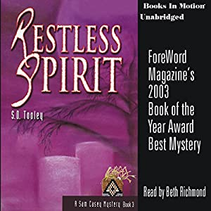 Restless Spirit Audiobook