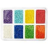 Perler Beads 80-17529 Mini Beads Tray, Rainbow