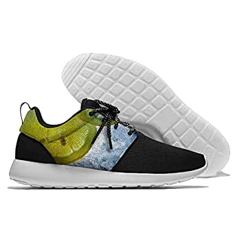 Lemon Men's Mesh Running Shoes Sneakers Casual Athletic Workout Fitness Sports Shoes Trainers 46