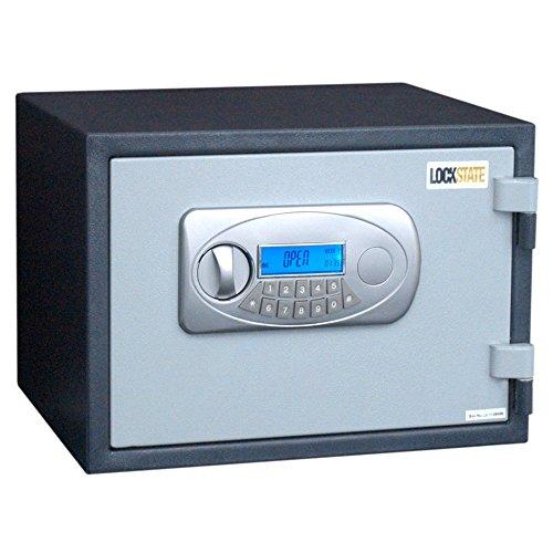 LockState LS-30D Digital Fireproof Safe