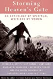 img - for Storming Heaven's Gate: An Anthology of Spiritual Writings by Women by Patricia Vecchione (1997-07-01) book / textbook / text book
