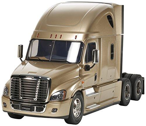 Tamiya Rc Tractor Truck - Tamiya R/C Freightliner Cascadia