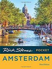 Make the most of every day and every dollar with Rick Steves! This colorful, compact guidebook is perfect for spending a week or less in Amsterdam:                                   City walks and tours: Six detailed tours and...