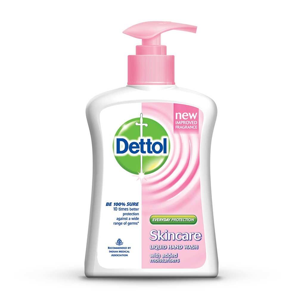 Dettol Skincare Liquid Hand Wash 200ml