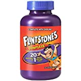 Flintstones Complete Childrens Multivitamin - 200 Chewable Tablets
