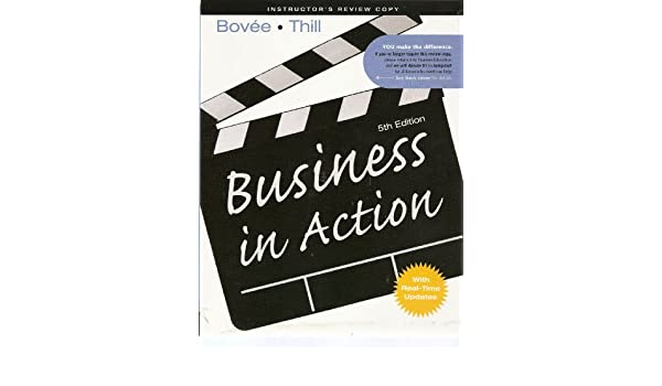 BUSINESS IN ACTION 5TH EDITION PDF DOWNLOAD